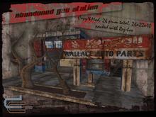 [dc] Abandoned Gas Station