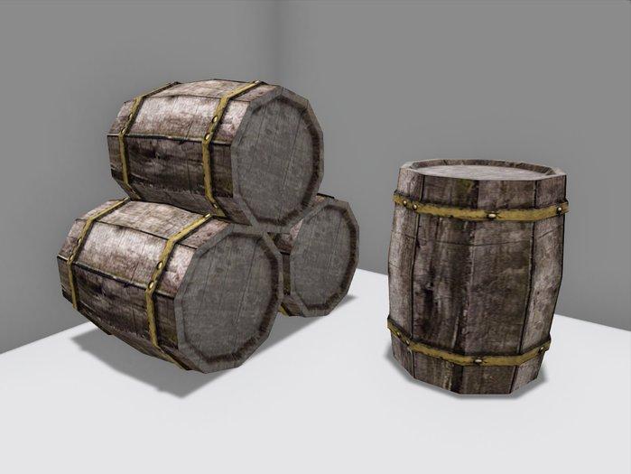 Elmlican Barrel