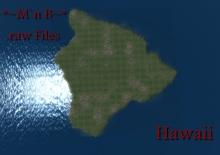 *~M` n B~* .raw Hawaii (box)