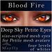 Mayfly - Deep Sky Petite Eyes (Blood Fire)