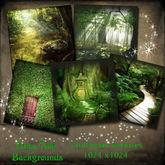~TJ~  Fairy Tale Backgrounds