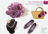 Full Perm Mesh Floral Accessory 01 - Fashion Kit