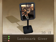 Landmark Giver