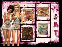 ::Sweet Intoxication:: Bella Mesh Dress ~ Brown