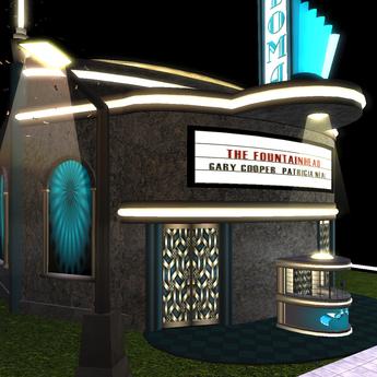 E&D Designs - La Paloma Theatre