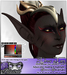 *~*Illusions*~* Drow Elf Ears