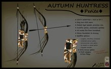 AUTUMN HUNTRESS - PETITE v2.1