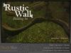 Skye rustic wall set 4