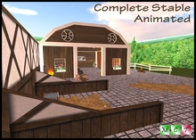 EL Animated Stable Giftbox