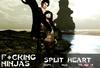 *FN* Split Heart (couples) Pose