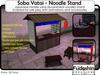 Soba Yatai Noodle Stand