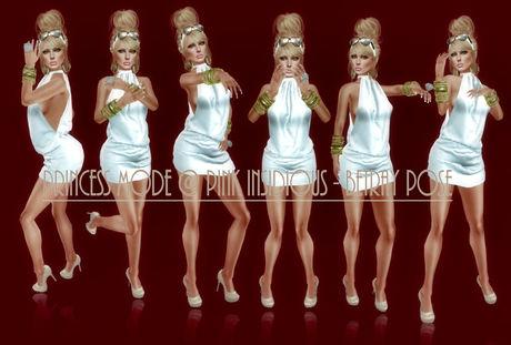 Princess Mode @ Pink Insidious - Betray Pose (Accessory Edition)