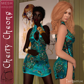 ::1bp:: Cherry Cheong Turquoise