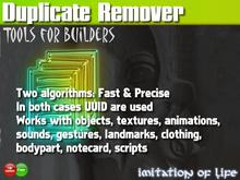 IOL Duplicate Remover