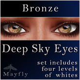 Mayfly - Deep Sky Eyes (Bronze)