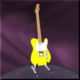 Classic T Electric Guitar.   Inspired by Fender Telecaster