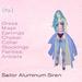 [Ity.] ::Animate:: Sailor Aluminum Siren Sailor Moon Villain