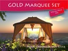 Moco Emporium - Marquee Set (Gold) ~ [LIMITED TIME Price Promotion 99L! ]