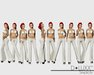 D.Luxx Poses - Simplicity - 10 Single Static Standing Female Poses