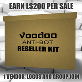 Voodoo Security Affiliate Comission Reseller Vendor