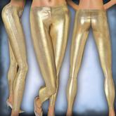 Club golden pants