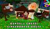 [S.K.] Hansel and Gretel Gingerbread House