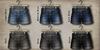 DN Mesh: Denim Shorts - MediumBlue