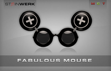 [SteinWerk] Mesh - Fabulous Mouse Glasses