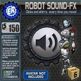 ER Robot SoundFX