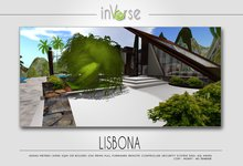 LISBONA - full furnished house skybox LOW PRIMS over 500 anims!