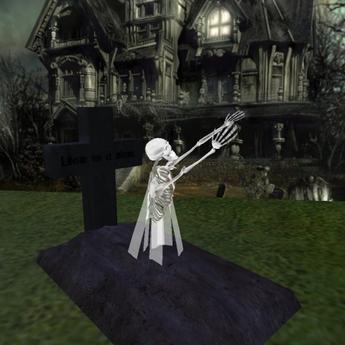 Ghostrezzer Grave Version