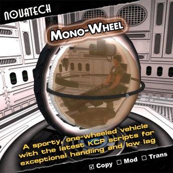 Mono-Wheel