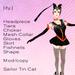 [Ity.] ::Animate:: Sailor Tin Cat Sailor Moon Villain