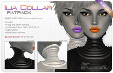 Hello Spacegirl - Ilia Collar Fatpack (MESH)