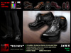 iNEDIT-Footwear039 *Hudson* - Formal Men's Shoes in 3 Leather Textures