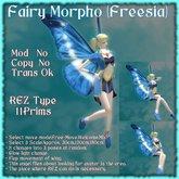 Fairy Morpho (Freesia) Rez-Type