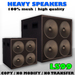 Heavy Speakers