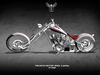 PIXLIGHTS FACTORY REBEL CHOPPER 2 WHITE without bags