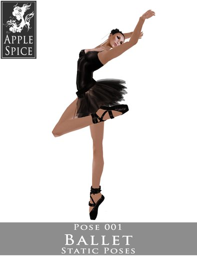 Apple Spice - Ballet Pose 001