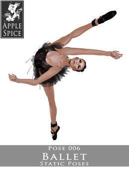 Apple Spice - Ballet Pose 006