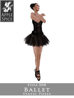 Apple Spice - Ballet Pose 008