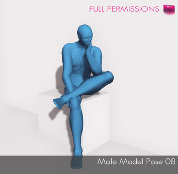 Full Perm Male Model Poses 08 - Modeling Poses, Photoghraphy Poses