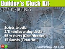 IOL Builder's Clock Kit