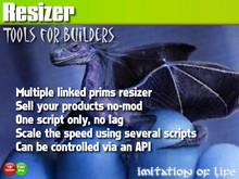 IOL Prim Resizer Scripts