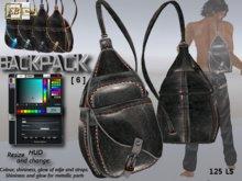 EB Atelier MEN - Backpack [ 6 ] -wear it quickly- italian designer