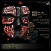.Eldritch. Stone Thrawl Mask ~ Complete