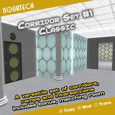 TARDIS Corridors #1 - Classic