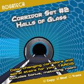 TARDIS Corridors #2 - Halls of Glass