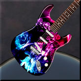 Fender Stratocaster Style Electric Guitar.   Inspired by Fender USA