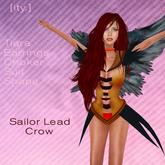 [Ity.] ::Animate:: Sailor Lead Crow Sailor Moon Villain